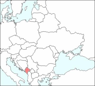 モンテネグロの基礎自治体